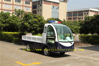 High Capacity Loading Electric Luggage Cart 28km/H Max Speed 90km Range