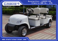 24km/H 6 Seater Electric Car , Electric Club Golf Carts 48V/3KW With Bucket Y065