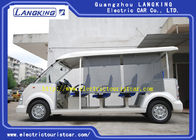 Popular Smooth Driving Electric Tourist Car For Passenger Transportation