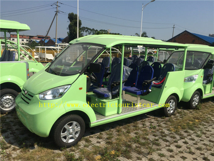 Electric Club Car Precedent Golf Cart , 5 Seater Electric Car With  Doors